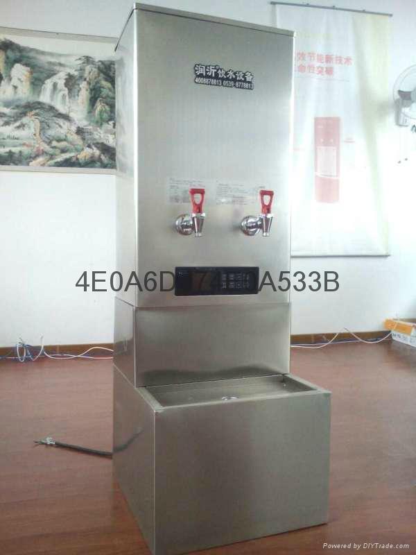 不锈钢节能电热开水器 1