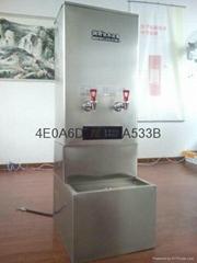 不鏽鋼節能電熱開水器
