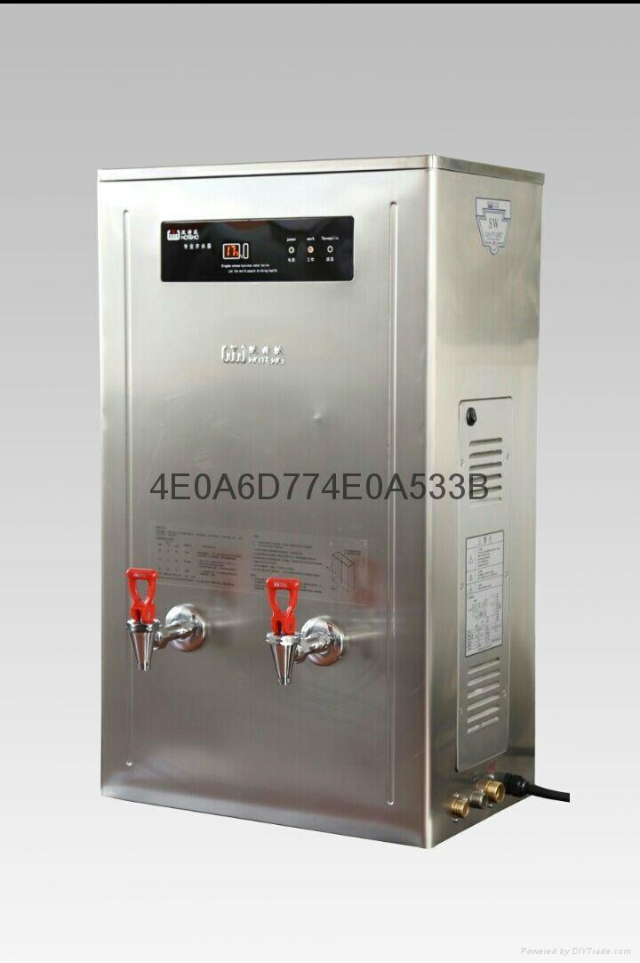 不锈钢节能电热开水器 2