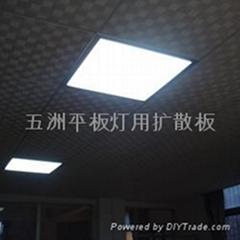 平板燈擴散板