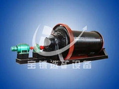 生产供应滚动轴承球磨机