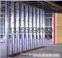 温州轻钢龙骨矿棉板吊顶隔墙