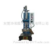 熱熔膠熱壓熔接機