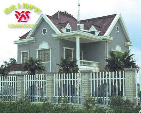 重庆PVC护栏 5