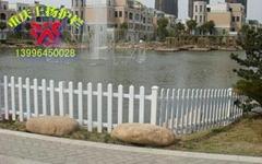 萬州PVC塑鋼欄杆