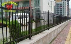 重慶塑鋼欄杆