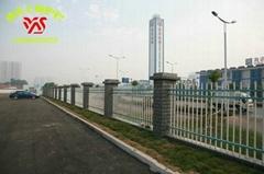 重慶PVC塑鋼護欄