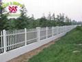 达州塑钢护栏杆 1