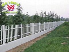 達州塑鋼護欄杆