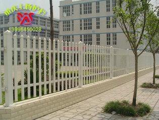 达州塑钢护栏杆 2