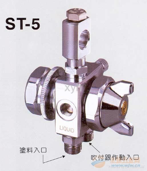 露明納ST-5耐腐蝕松香噴頭 2