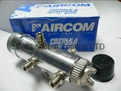 Italy Aircom DA spray gun