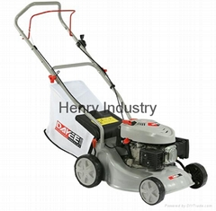 "16"" plastic deck lawn mower"