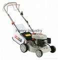"""16"""" metal deck lawnmower with Chinese"""