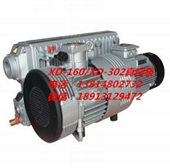 上海吸塑機XD-160真空泵