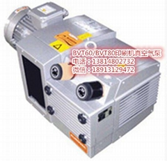 印刷机BVT60气泵|欧乐霸BVT80真空泵
