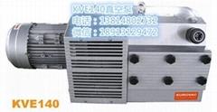 KVE140无油真空泵|欧乐霸KVE140-4真空泵|台湾EUROVAC真空泵