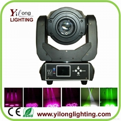 Yilong factory 90w gobo spot moving head light