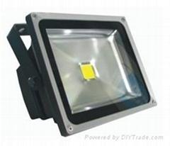 50W 高光效LED 氾光燈 廣告燈