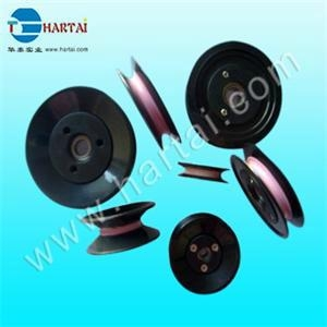Flanged wire guide pulleys(Wire Roller) 1