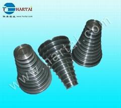 High Hardness Ceramic Coating Aluminum Idler Pulley