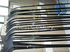 Carbon fiber ice hockey stick for custom team hockey