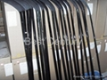 Carbon Fiber Durability and Elite Performance Branded Senior Ice Hockey Sticks