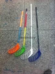 High Quality Glass Fiber Floorball Stick for Senior and Junior