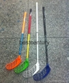 Composite Floorball Innebandy Salibandy Unihockey Stick for length 55cm to 110cm