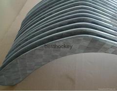 Carbon Fiber Vapor 1X senior ice hockey stick grip