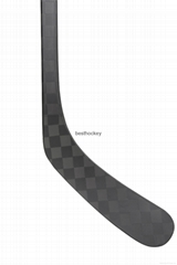Composite Carbon Fiber True One-Piece Construction Ice Hockey Stick