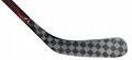 Carbon Fiber Bauer Vapor 1X lite senior ice hockey stick grip
