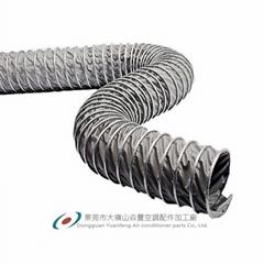 外夾尼龍布伸縮軟管,耐磨尼龍布軟管