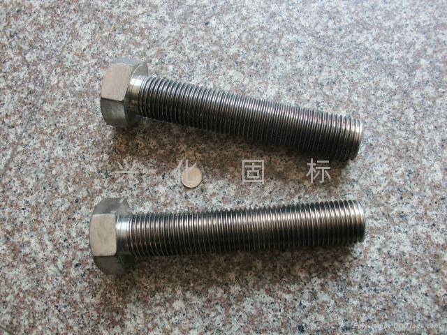 不鏽鋼非標螺栓  2