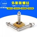 不鏽鋼膨脹螺栓