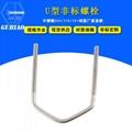 不鏽鋼U型螺栓 5