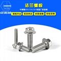 不鏽鋼法蘭螺栓 3