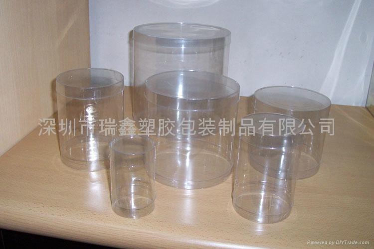 PVC透明包裝盒 3
