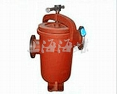 CBM1133-82鑄鐵單聯油濾器,船用油濾器