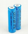 Ultrafire 18650 2400mAh Unprotected