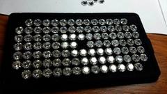 八心八箭锆石生产十六心十六箭锆石