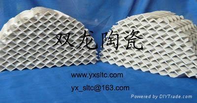 陶瓷波紋填料 3