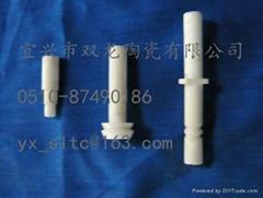 Alumina ceramic ignition head