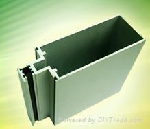 斷橋幕牆鋁型材 1