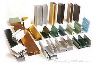 幕牆鋁合金型材 5