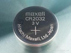 原装进口 万胜CR2032 锂电池