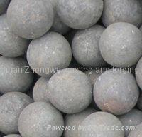 forging steel ball 1