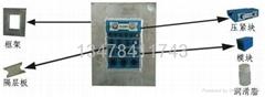 電纜穿牆孔洞封堵密封模塊