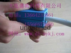 Cable through the sealing device