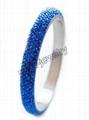 crystal bangle